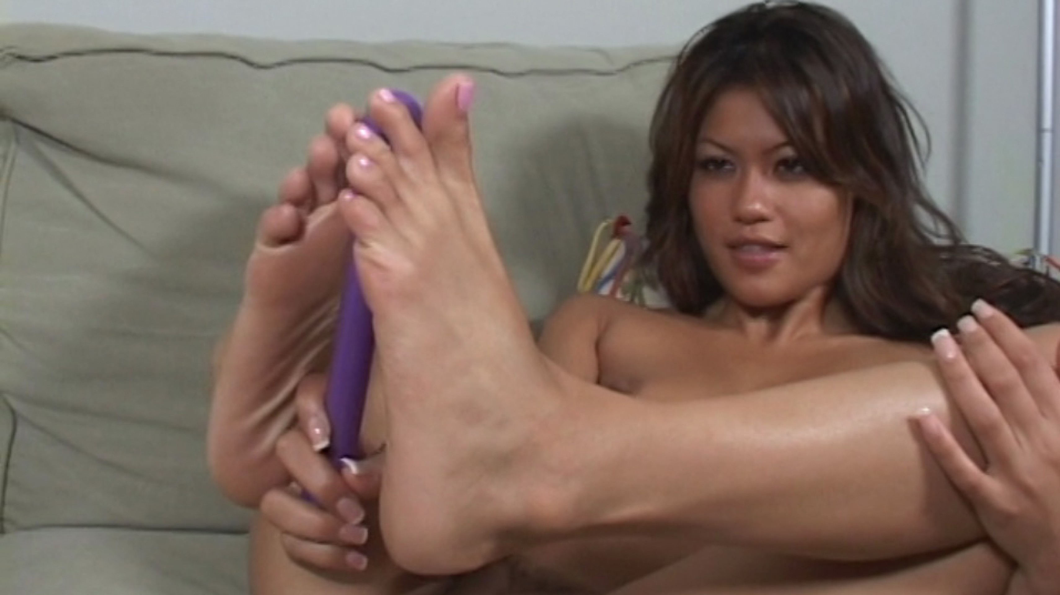 Foot Fetish Daily Masturbation