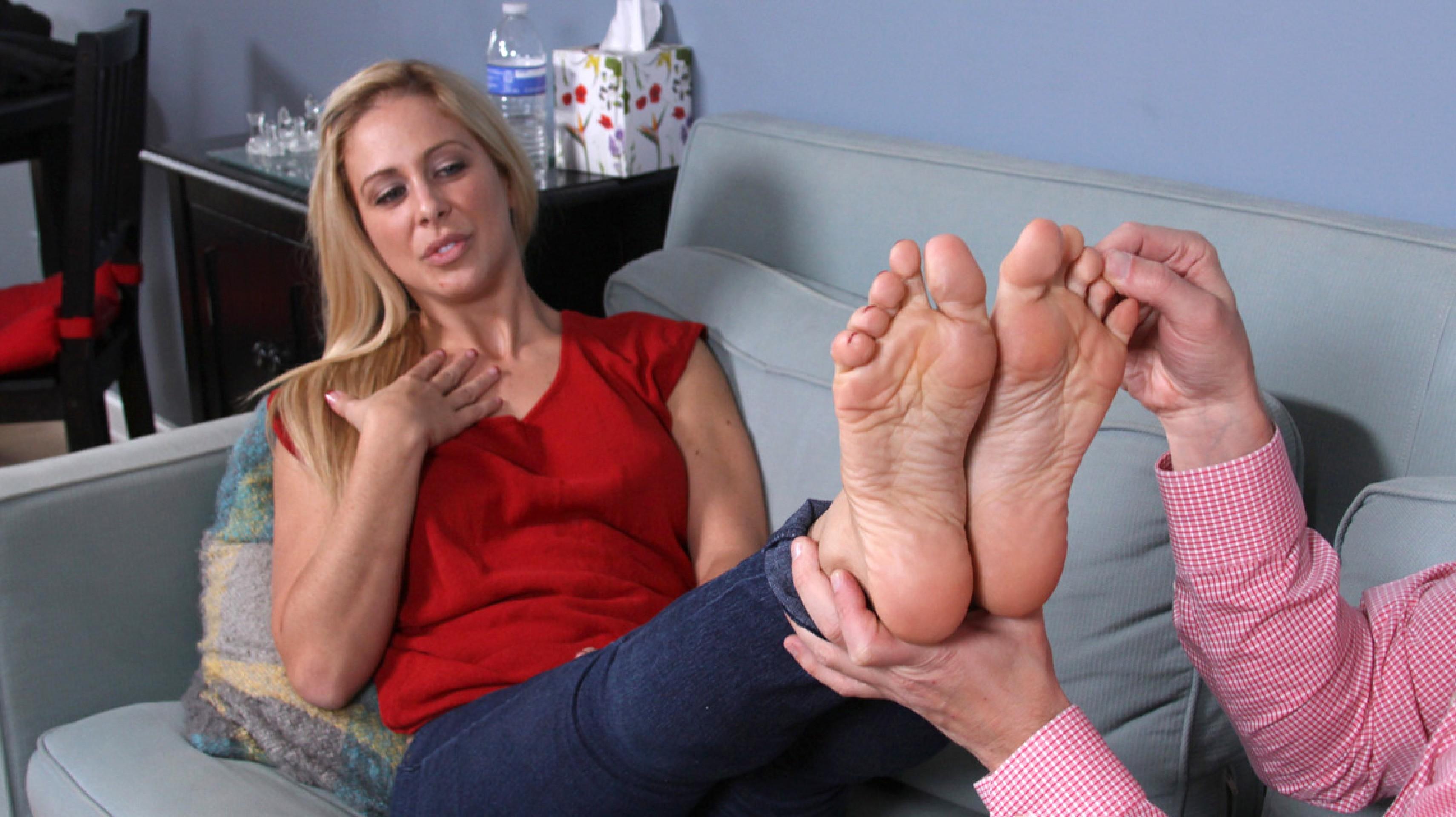 Feet cherie deville Cherie DeVille's